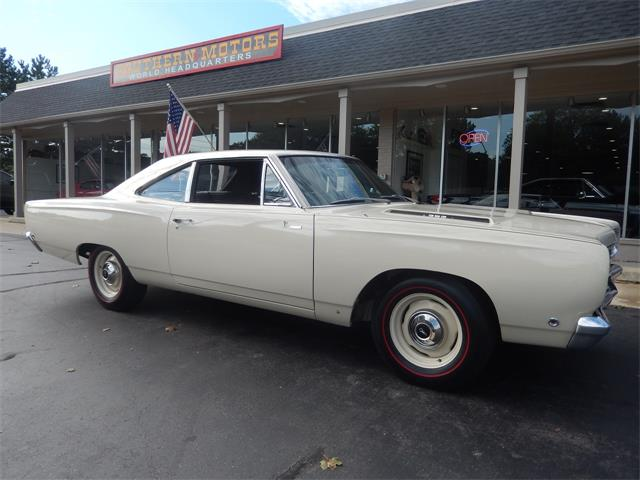 1968 Plymouth Road Runner (CC-1336335) for sale in Clarkston, Michigan