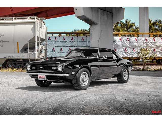1968 Chevrolet Camaro SS (CC-1336350) for sale in Fort Lauderdale, Florida