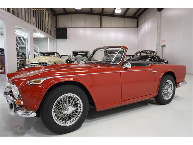 1965 Triumph TR4 (CC-1336353) for sale in Saint Louis, Missouri
