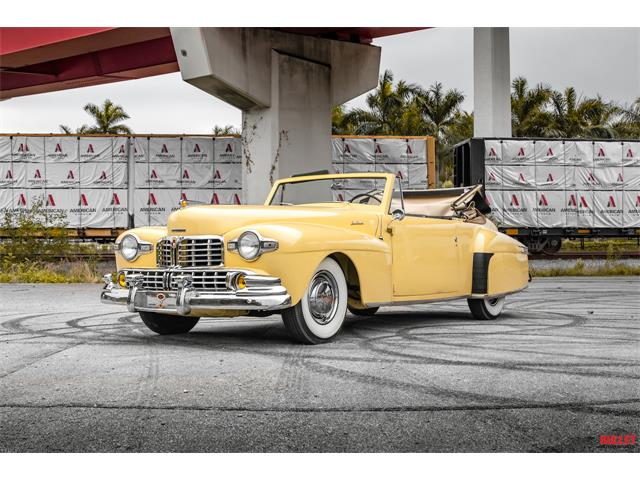 1947 Lincoln Continental (CC-1336357) for sale in Fort Lauderdale, Florida