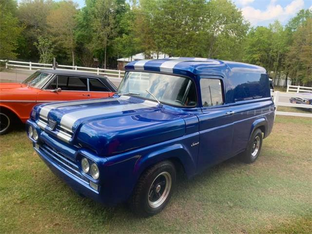 1960 Ford F100 (CC-1336359) for sale in MILFORD, Ohio