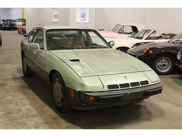 1980 Porsche 924 (CC-1336360) for sale in Cleveland, Ohio