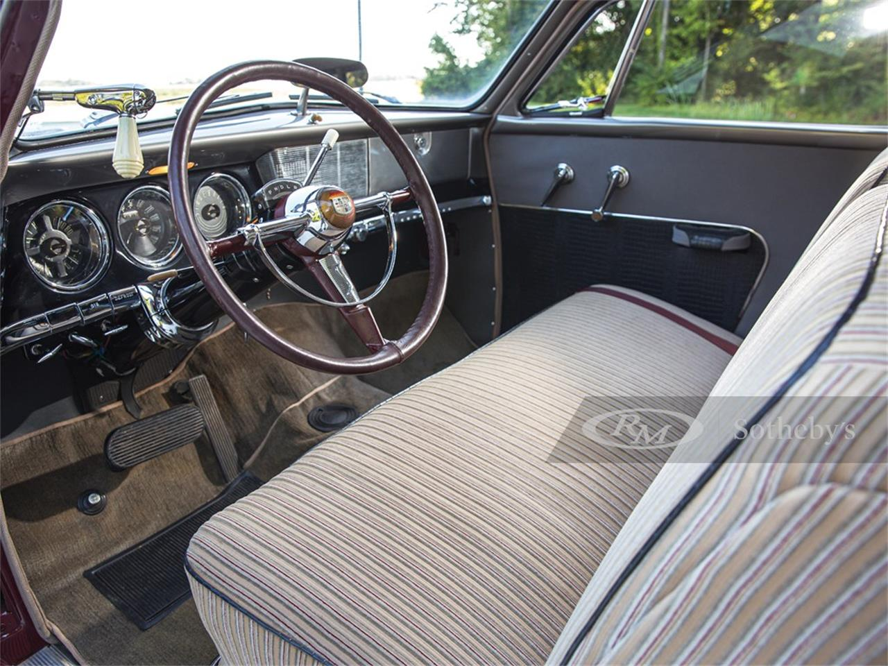 1950 Studebaker Commander (CC-1336366) for sale in Elkhart, Indiana