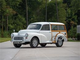 1962 Morris Minor (CC-1336368) for sale in Elkhart, Indiana