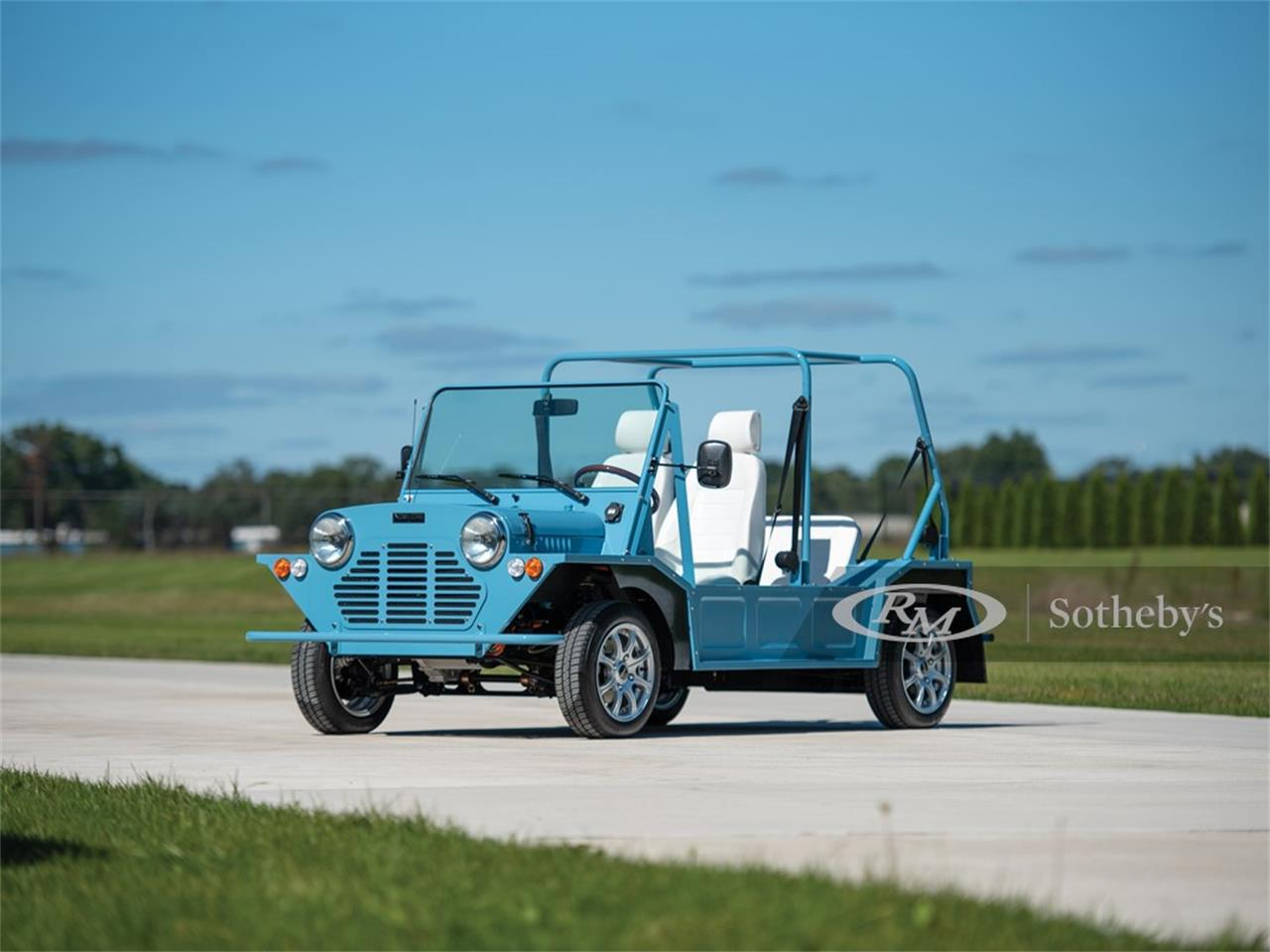 2018 NOSMOKE Electric Moke (CC-1336370) for sale in Elkhart, Indiana