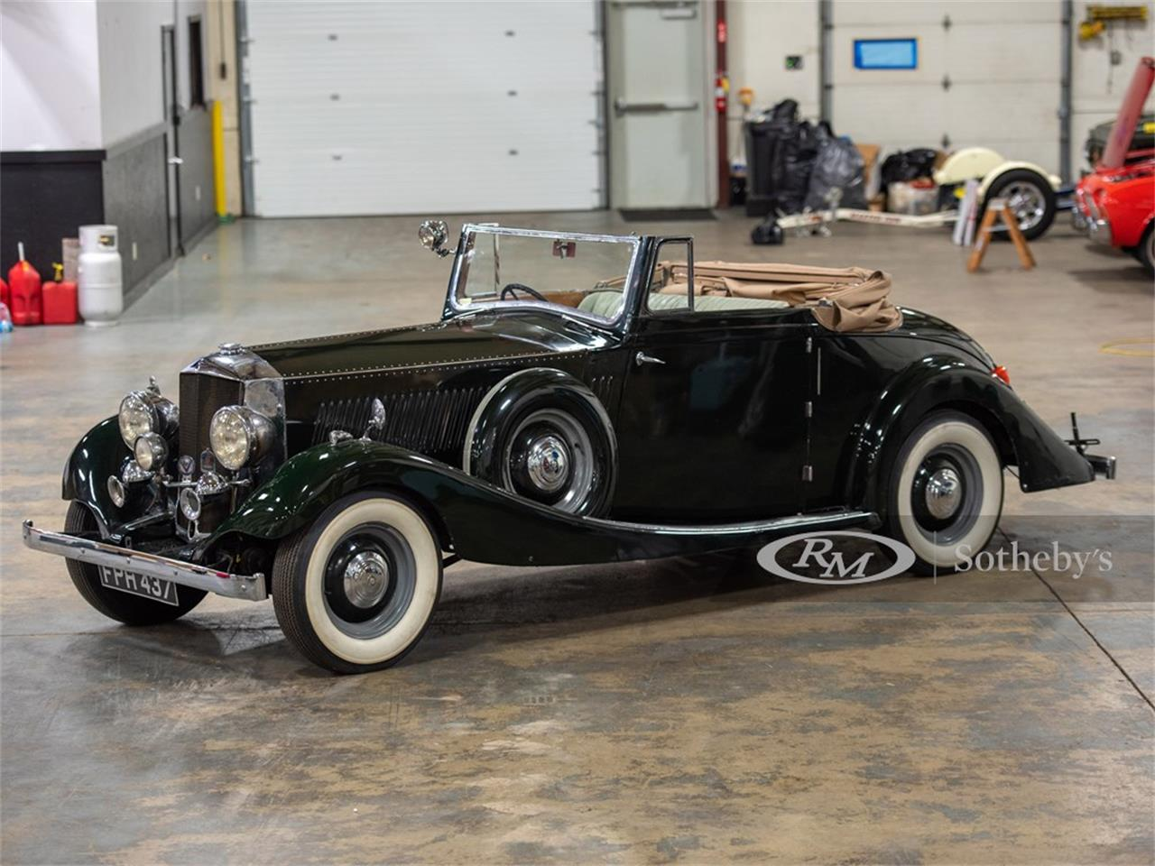 1937 Railton Coupe (CC-1336371) for sale in Elkhart, Indiana