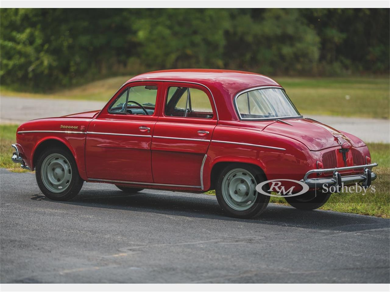 1962 Renault Dauphine (CC-1336372) for sale in Elkhart, Indiana