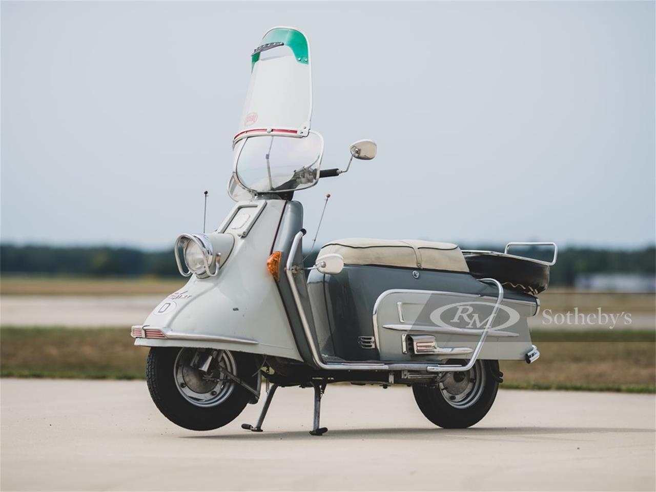 1963 Heinkel Scooter (CC-1336375) for sale in Elkhart, Indiana