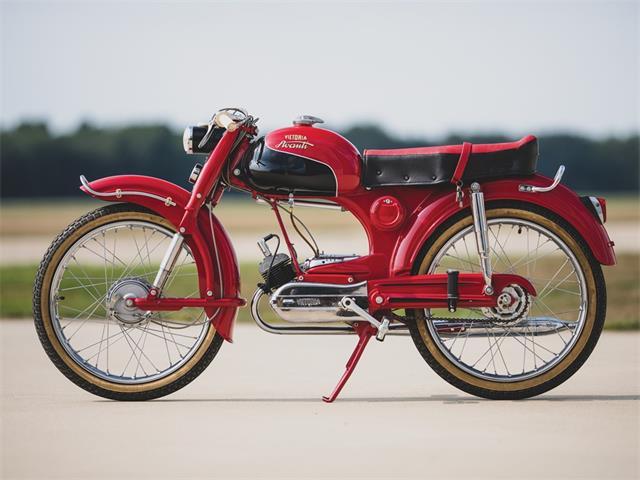 1960 Victoria Avanti (CC-1336383) for sale in Elkhart, Indiana
