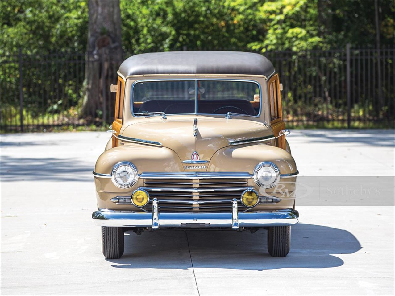 1948 Plymouth Station Wagon (CC-1336388) for sale in Elkhart, Indiana