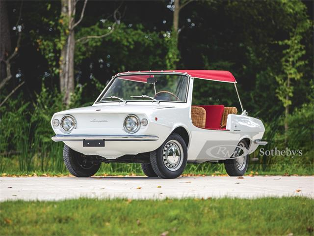 1970 Fiat 850 (CC-1336391) for sale in Elkhart, Indiana