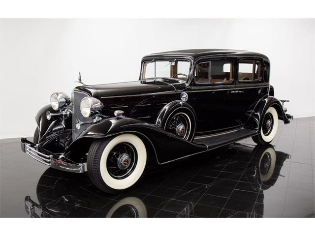 1933 Cadillac V12 (CC-1336426) for sale in St. Louis, Missouri