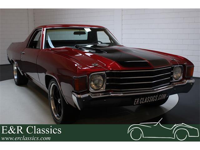 1972 Chevrolet El Camino (CC-1336466) for sale in Waalwijk, Noord-Brabant