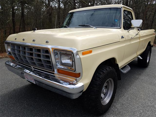 1979 Ford F250 (CC-1336471) for sale in Osterville, Massachusetts