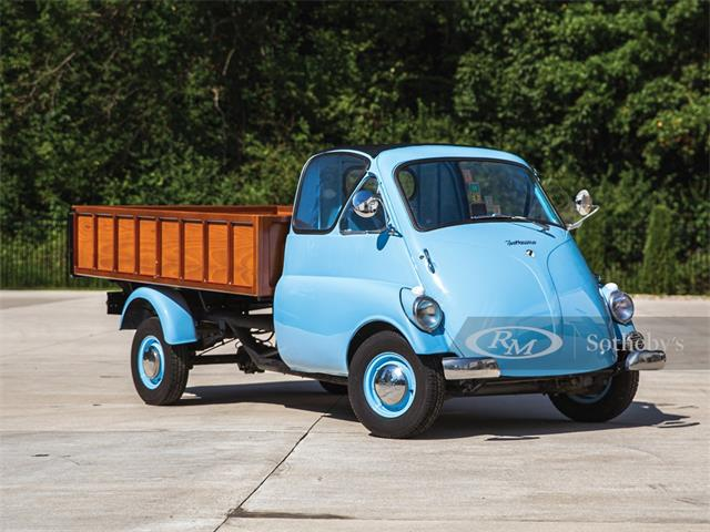 1957 Iso Isetta Carro (CC-1336474) for sale in Elkhart, Indiana