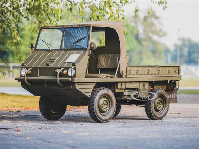 1962 Steyr Haflinger Series II (CC-1336475) for sale in Elkhart, Indiana