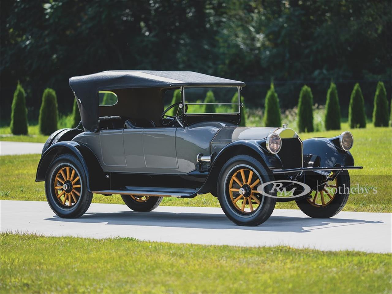 1919 Pierce-Arrow Roadster (CC-1336482) for sale in Elkhart, Indiana