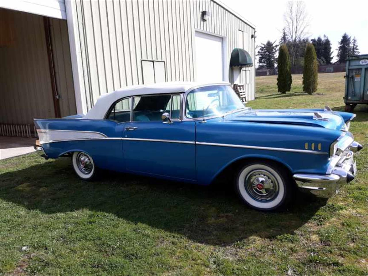 1957 Chevrolet Bel Air (CC-1336483) for sale in Yelm, WA