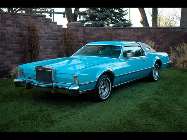 1975 Lincoln Continental (CC-1330065) for sale in Greeley, Colorado