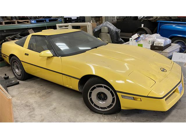 1987 Chevrolet Corvette C4 (CC-1336505) for sale in carnation, Washington