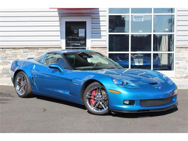 2008 Chevrolet Corvette (CC-1336512) for sale in Clifton Park, New York