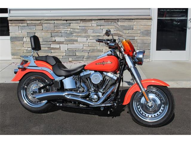 2012 Harley-Davidson Fat Boy (CC-1336525) for sale in Clifton Park, New York