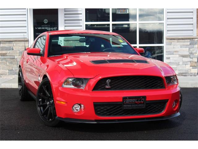 2010 Ford Mustang (CC-1336529) for sale in Clifton Park, New York