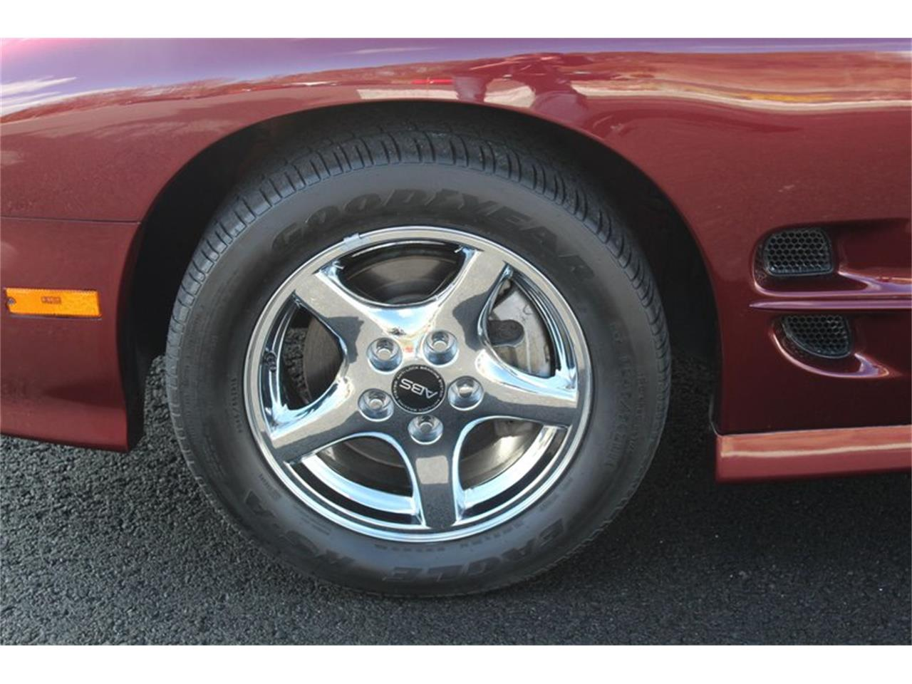 2002 Pontiac Firebird Trans Am (CC-1336534) for sale in Clifton Park, New York