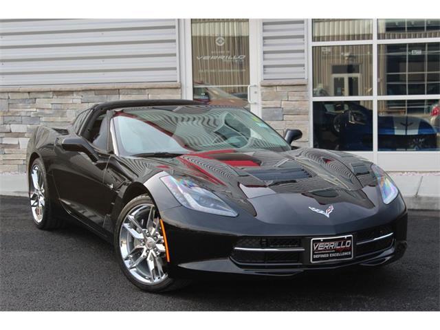 2018 Chevrolet Corvette (CC-1336537) for sale in Clifton Park, New York