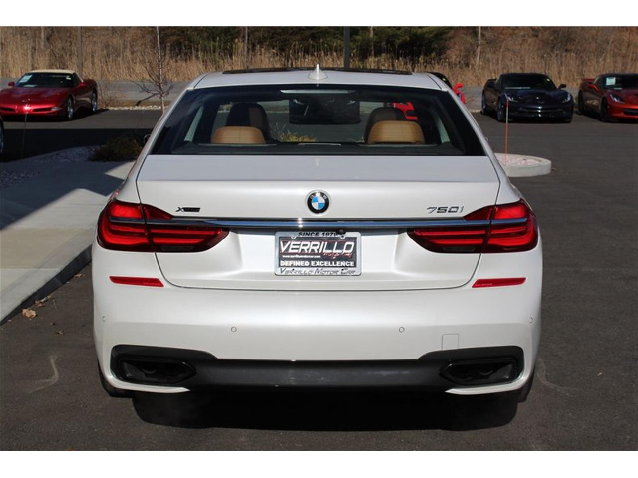 2016 BMW 7 Series (CC-1336544) for sale in Clifton Park, New York