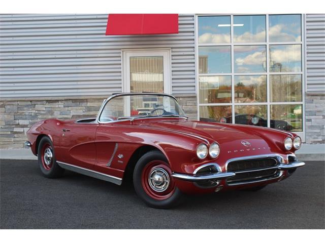 1962 Chevrolet Corvette (CC-1336547) for sale in Clifton Park, New York