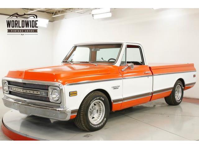 1970 Chevrolet C10 (CC-1336562) for sale in Denver , Colorado