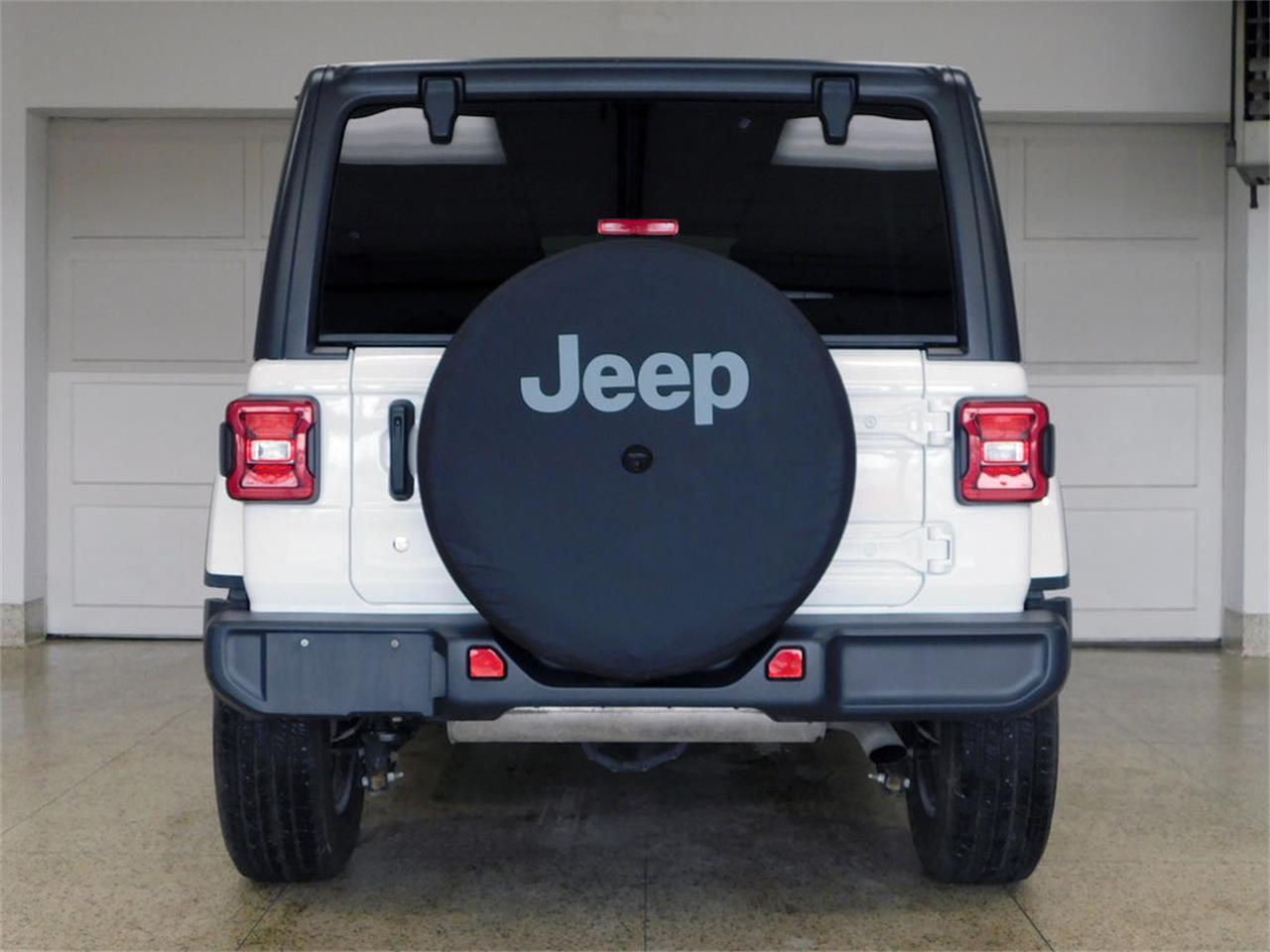 2018 Jeep Wrangler (CC-1336563) for sale in Hamburg, New York