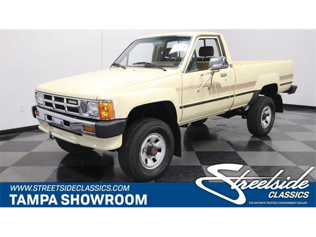 1986 Toyota Pickup (CC-1336572) for sale in Lutz, Florida