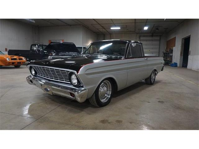 1964 Ford Ranchero (CC-1330659) for sale in Clarence, Iowa