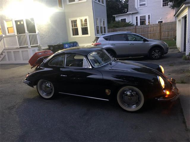 1964 Porsche 356C (CC-1336592) for sale in West Pittston, Pennsylvania