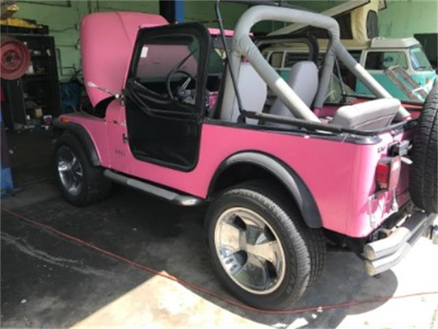 1985 Jeep Wrangler (CC-1336616) for sale in Miami, Florida