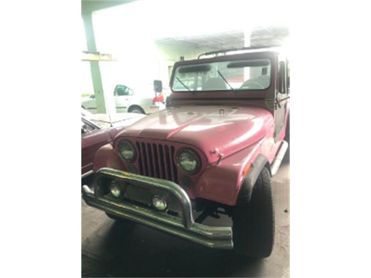 1985 Jeep Wrangler (CC-1336616) for sale in Miami, Florida