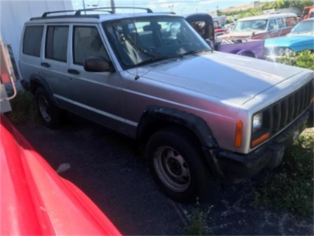 1998 Jeep Cherokee (CC-1336617) for sale in Miami, Florida