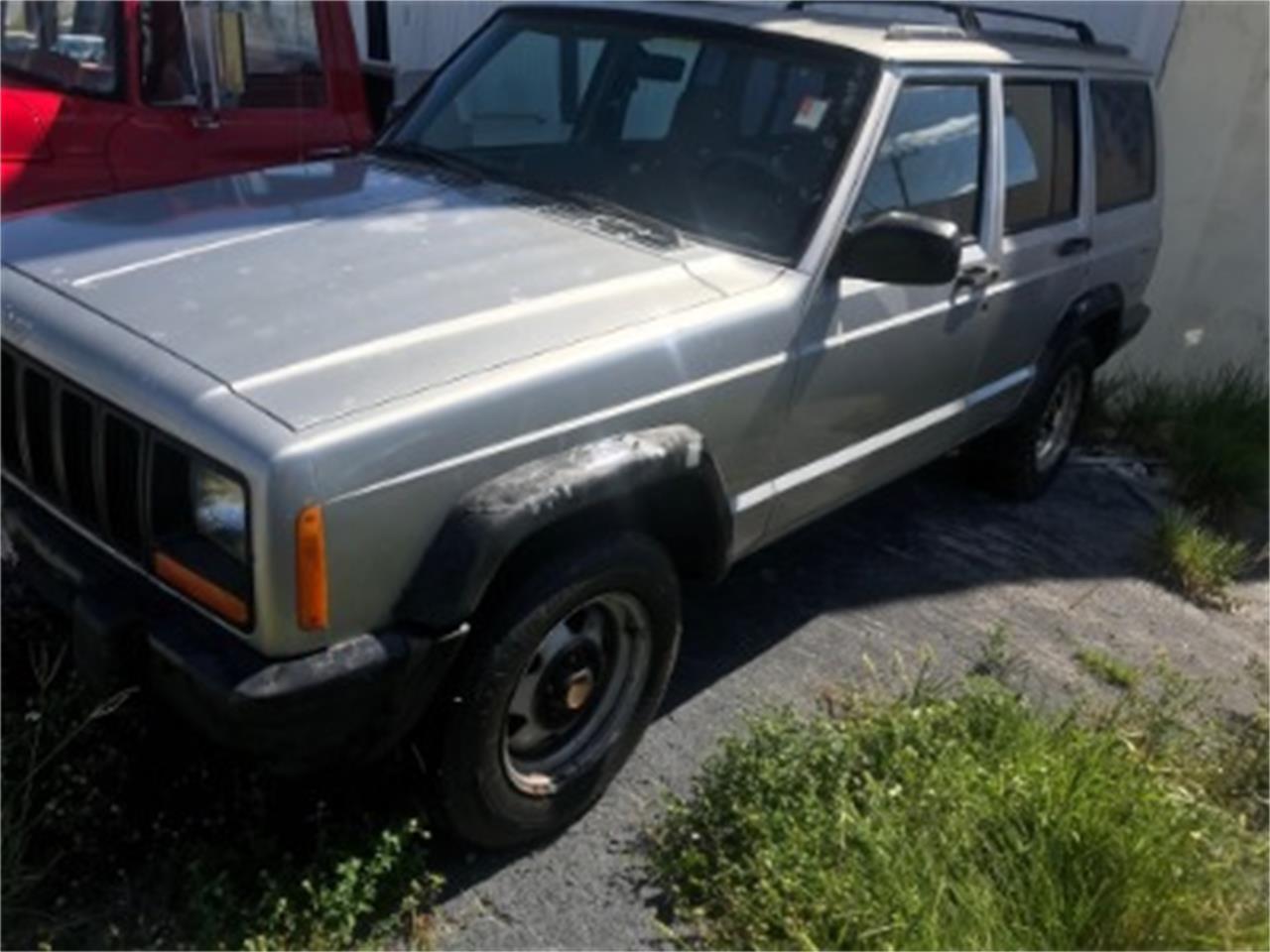 1998 Jeep Cherokee (CC-1336617) for sale in Miami, Florida