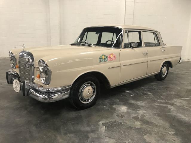1964 Mercedes-Benz 220SE