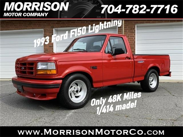 1993 Ford F150 (CC-1336629) for sale in Concord, North Carolina