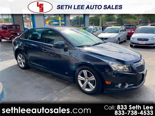 2014 Chevrolet Cruze (CC-1336650) for sale in Tavares, Florida