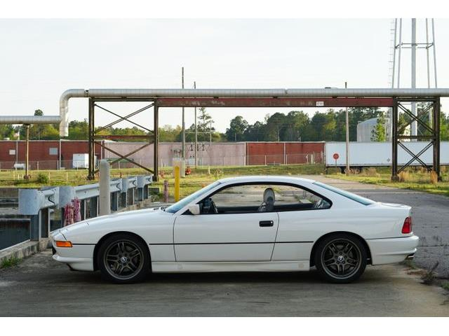1993 BMW 8 Series (CC-1336651) for sale in Aiken, South Carolina