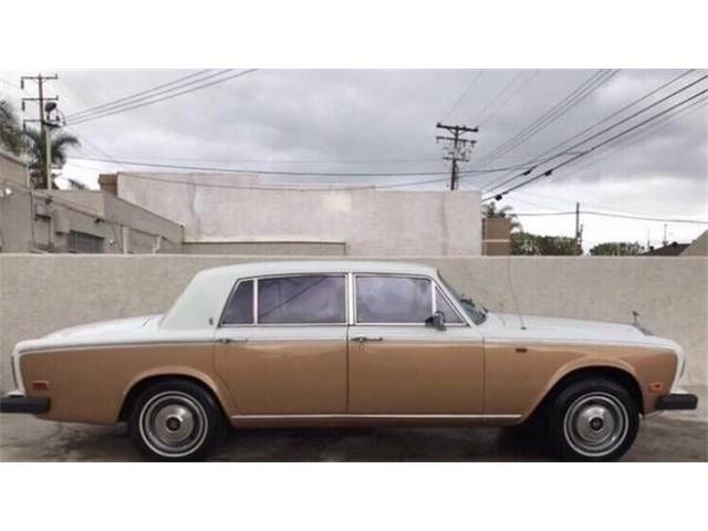 1980 Rolls-Royce Silver Wraith II (CC-1336657) for sale in Cadillac, Michigan