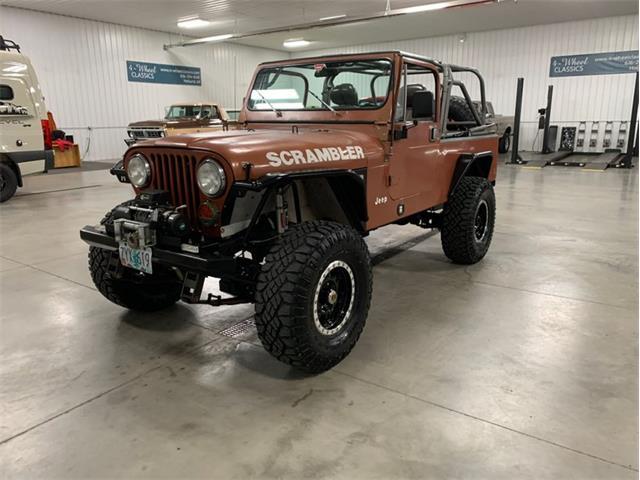 1982 Jeep CJ8 Scrambler (CC-1336670) for sale in Holland , Michigan