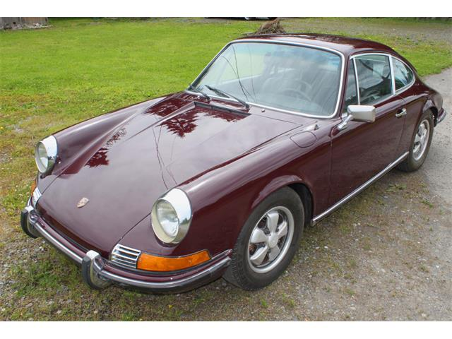 1969 Porsche 911T (CC-1336687) for sale in carnation, Washington