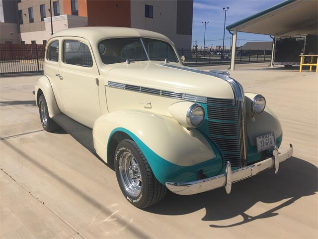 1937 Pontiac 2-Dr Coupe (CC-1336702) for sale in Perryton , Texas