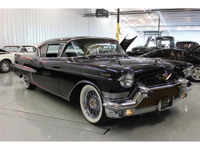 1957 Cadillac Coupe DeVille (CC-1336703) for sale in Fort Worth, Texas