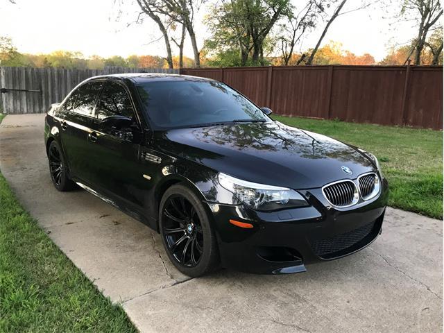 2008 BMW M5 (CC-1336706) for sale in Rowlett, Texas